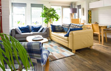 Accommodation at Driftwood Cottage, Findhorn Moray